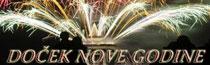 Doček Nove godine u hotelu Banjica - Sokobanja