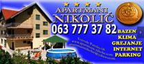 Apartmani Nikolić Sokobanja